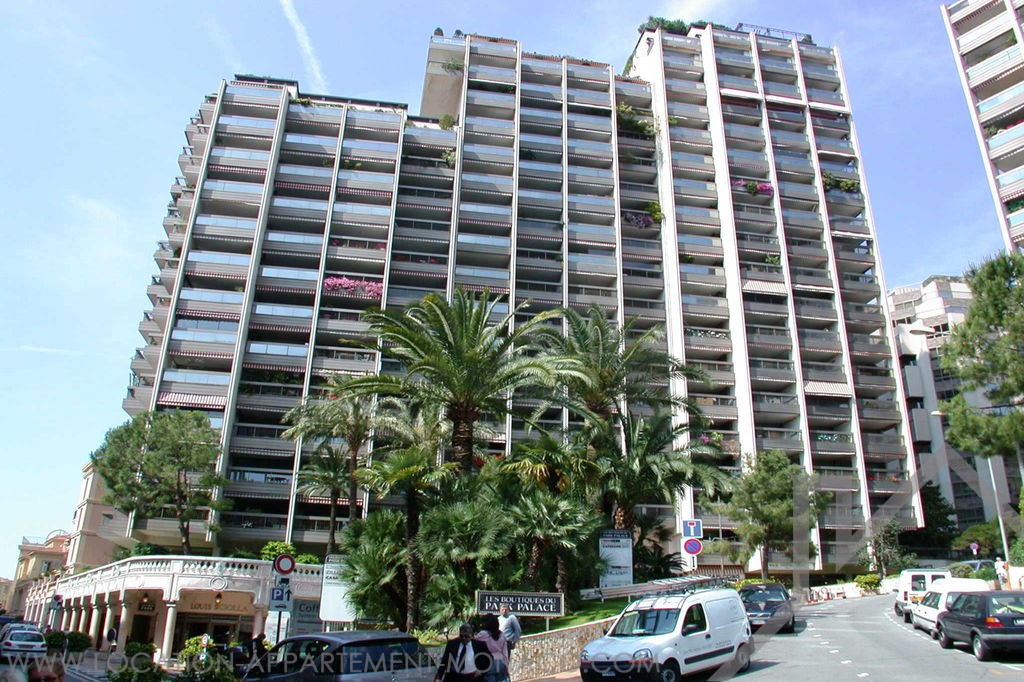 LE PARK PALACE - Location d'appartements à Monaco