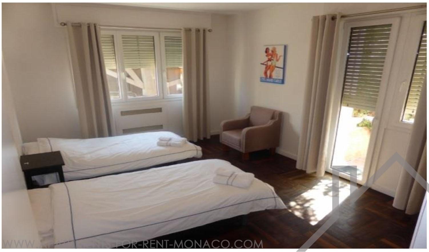 Sardanapale 3p meubl avec terrasses location d for Location d appartement meuble