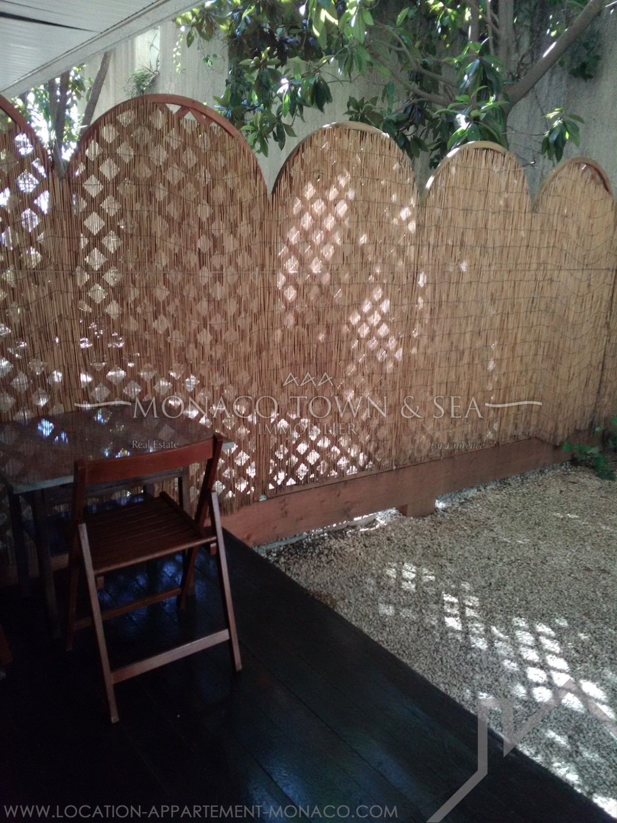 Studio meuble avec jardin a louer location d 39 appartements monaco - Appartement a louer avec jardin ...