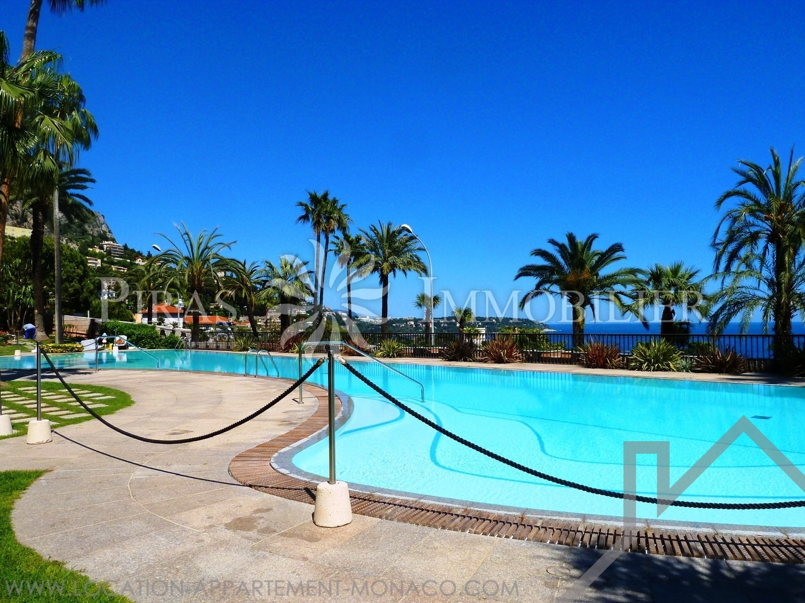 Parc saint roman appartement 4p neuf piscine for Appartement piscine