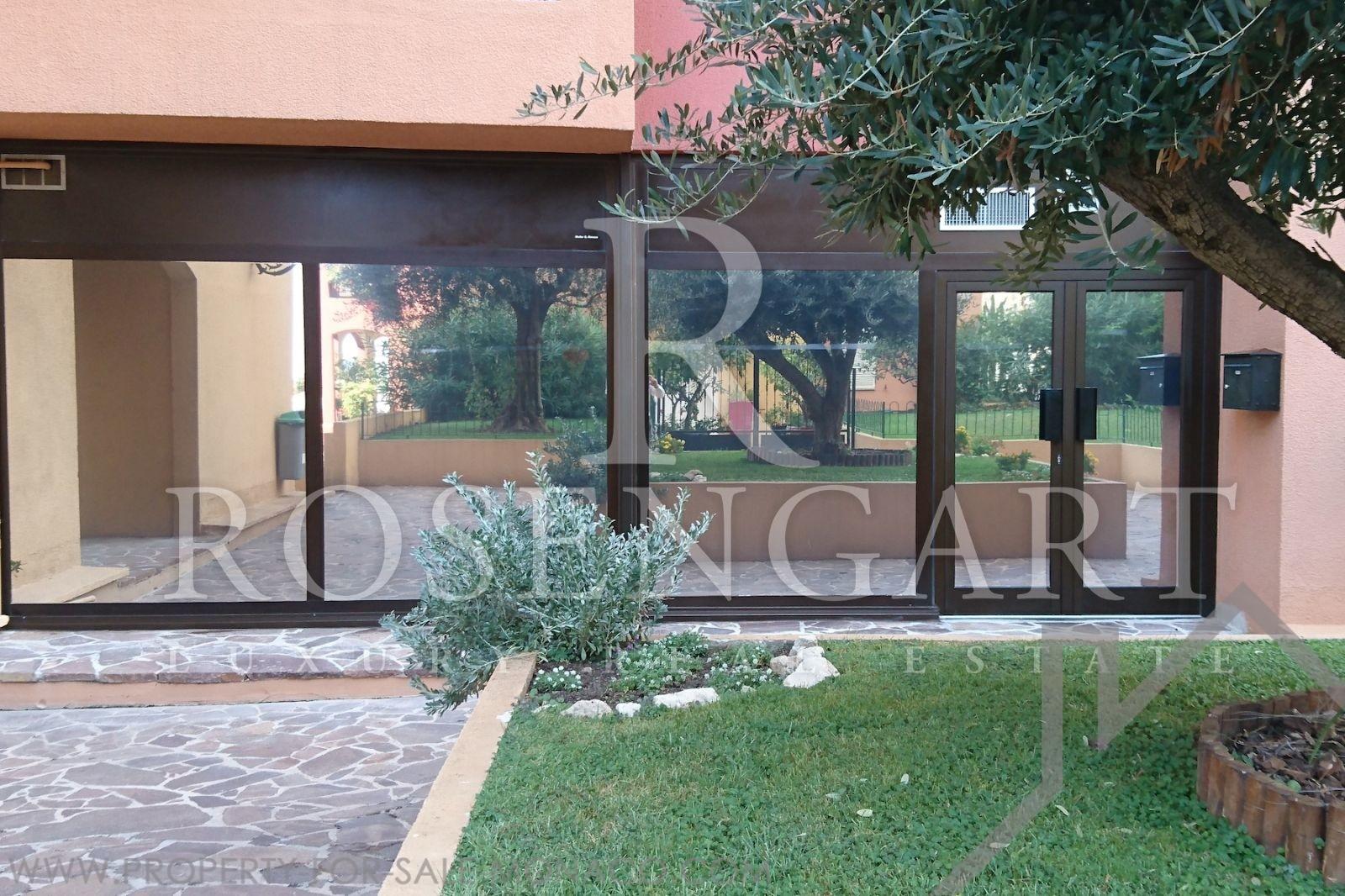 Bureaux rénovés avec vue sur jardins à fontvieille location d