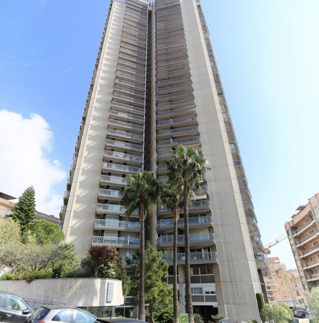 STUDIO MILLEFIORI AVEC TERRASSE - Location d'appartements à Monaco