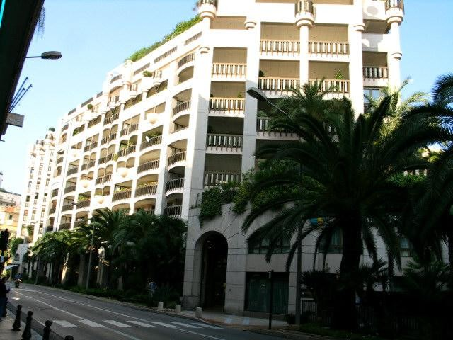 MONTE CARLO PALACE - PARKING