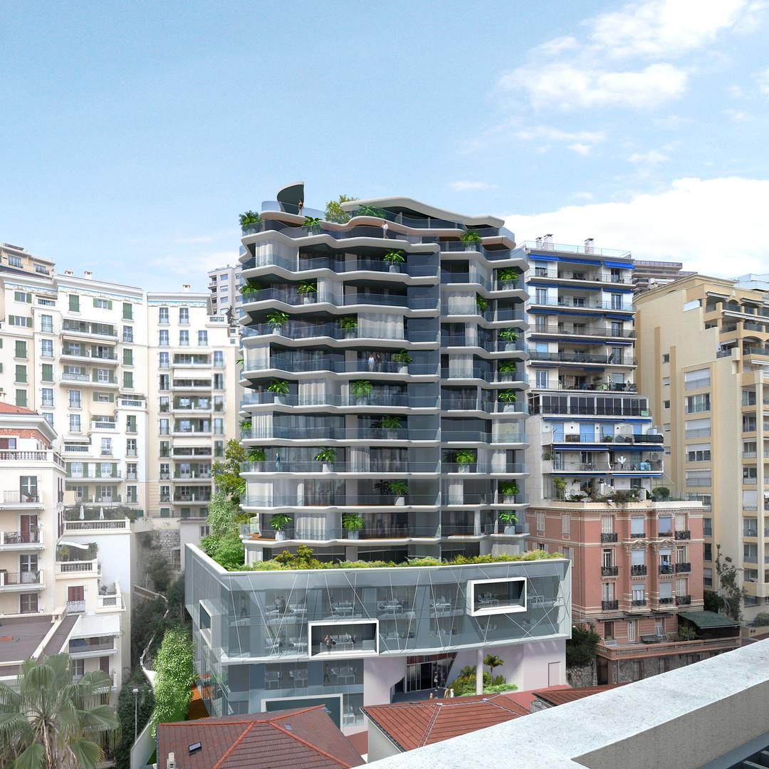 Location Villa Sporting Monaco