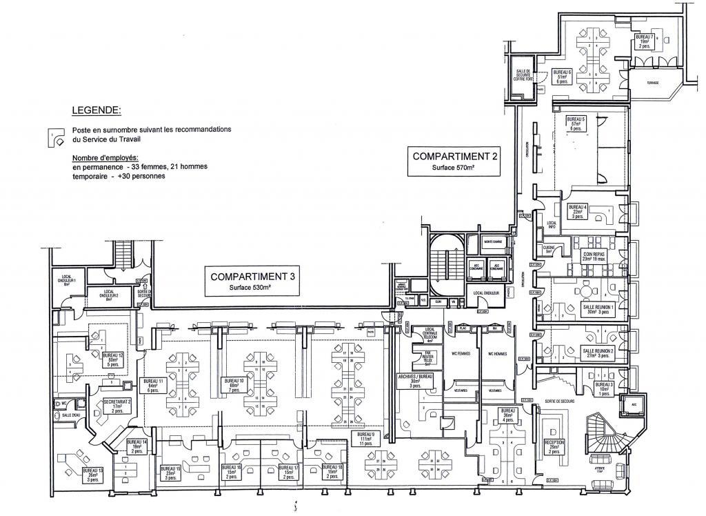 rarissime le metropole 1100 m de bureaux location d 39 appartements monaco. Black Bedroom Furniture Sets. Home Design Ideas